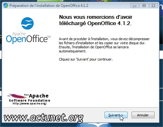 Open office t l charger et installer - Telecharger open office 4 1 1 gratuit ...